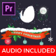 Modern Christmas | For Premiere Pro