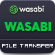 Wasabi - Direct Multipart File Transfer - CodeCanyon Item for Sale
