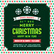 Christmas & Happy New Year Social Media Template - GraphicRiver Item for Sale