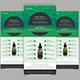 Hemp Product DL Flyer - GraphicRiver Item for Sale