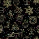 Christmas Seamless Pattern - GraphicRiver Item for Sale