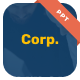 Corporates - Corporate Power Point Presentation - GraphicRiver Item for Sale