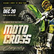 Motocross Championship Flyer - GraphicRiver Item for Sale