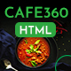 Cafe360 | Restaurant One Page HTML Template - ThemeForest Item for Sale