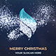 Christmas Snowstorm | After Effects Template - VideoHive Item for Sale