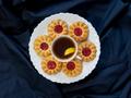 tea and cookies - PhotoDune Item for Sale