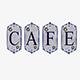old stone cafe sign model - 3DOcean Item for Sale