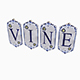 old stone vine sign - 3DOcean Item for Sale