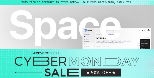 -50% | Space v1.11.7 | Responsive Premium LMS Moodle 3.8, 3.9, 3.10+ Theme, based on Bootstrap 4