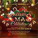 Christmas Celebration Flyer - GraphicRiver Item for Sale