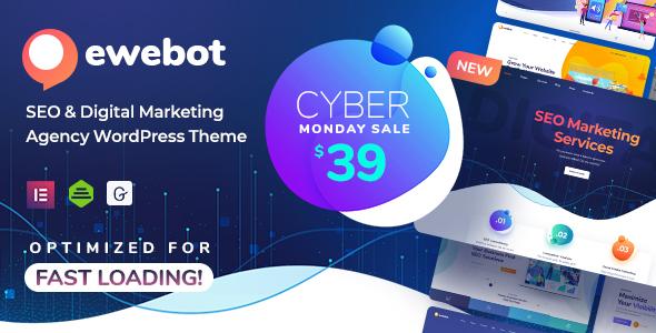 Ewebot - SEO Marketing & Digital Agency
