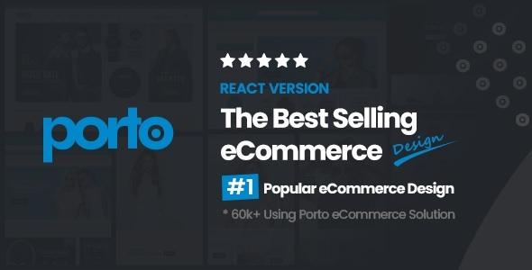Porto | React eCommerce Template