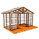 Winter garden - 3DOcean Item for Sale