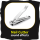 Nail Cutter Sounds