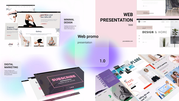 Web Promo Minimal Transparency