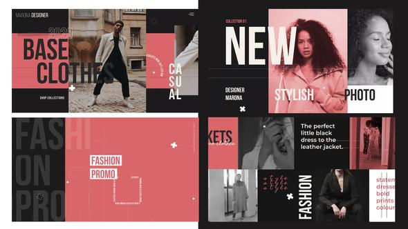 Fashion Promo Clothes
