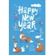 Happy New Year Social Media Banner in Nordic - GraphicRiver Item for Sale