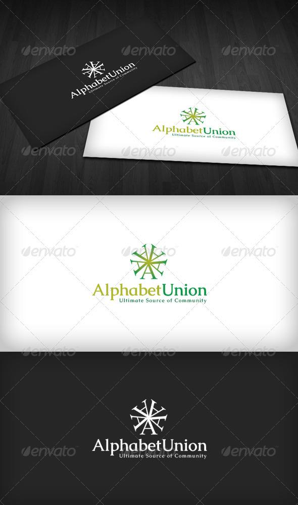 Alphabet Union Logo