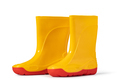 yellow rubber boots - PhotoDune Item for Sale