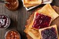 Toast with jam - PhotoDune Item for Sale