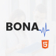 Bona - Health & Medical HTML Template - ThemeForest Item for Sale