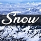Snowfall in Winter Forest - VideoHive Item for Sale