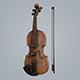 Violin - 3DOcean Item for Sale