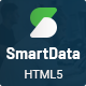 Smartdata - IT Solutions & Services HTML5 Template - ThemeForest Item for Sale