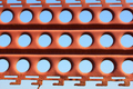 An Old Rusty Fence With Holes - PhotoDune Item for Sale