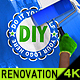 Renovation Services Logo - VideoHive Item for Sale