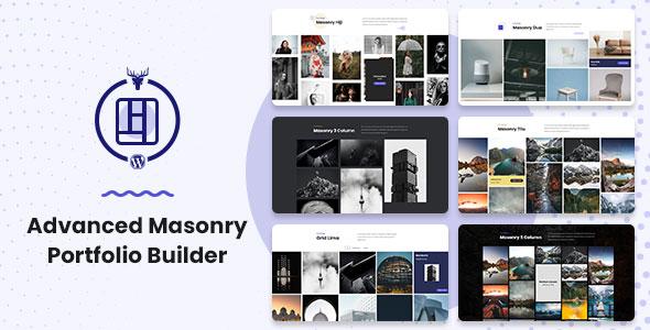 Advanced Masonry Portfolio Builder