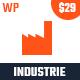 Industrie - Industry WordPress Theme - ThemeForest Item for Sale