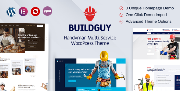 Download Buildguy – Handyman Services WordPress Theme Nulled