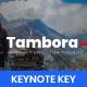 Tambora Minimalism - Keynote - GraphicRiver Item for Sale