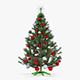 Christmas Tree 150cm v 1 - 3DOcean Item for Sale