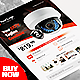 Product Flyer - CCTV - GraphicRiver Item for Sale