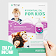 Product Flyer Kids Essential Oil - GraphicRiver Item for Sale