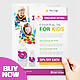 Product Flyer Kids Oil - GraphicRiver Item for Sale