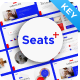 Seats+ Travel Keynote Presentation Template Fully Animated - GraphicRiver Item for Sale