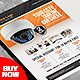 Product Flyer CCTV Promotion - GraphicRiver Item for Sale