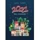 2021 Plant Building Wall Calendar Cover - GraphicRiver Item for Sale