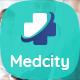 Medcity - Health & Medical WordPress Theme - ThemeForest Item for Sale