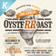 Oyster Roast Flyer Templates - GraphicRiver Item for Sale