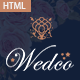 WedCo - Wedding HTML Template - ThemeForest Item for Sale