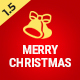 Christmas and New Year Responsive Email Template with Builder - ThemeForest Item for Sale