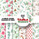 Watercolor Christmas Greenery Seamless Pattern - GraphicRiver Item for Sale
