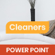Cleaners furniture powerpoint - GraphicRiver Item for Sale