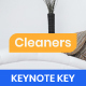 Cleaners furniture keynote - GraphicRiver Item for Sale