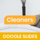 Cleaners furniture google slides Pptx - GraphicRiver Item for Sale