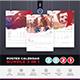 2021 Poster-Calendar Bundle Templates - GraphicRiver Item for Sale